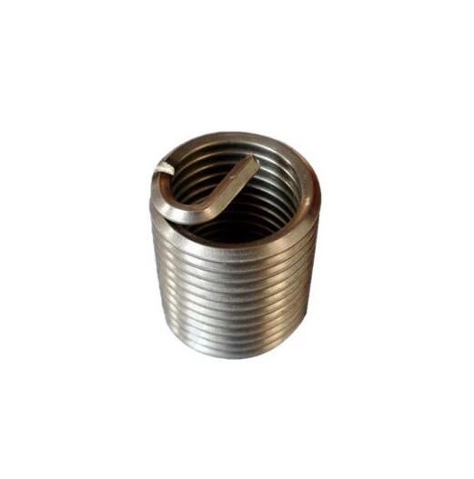 Thép gân  Stainless steel screw thread sets of steel wire spiral sets sheath screw set screw bushing