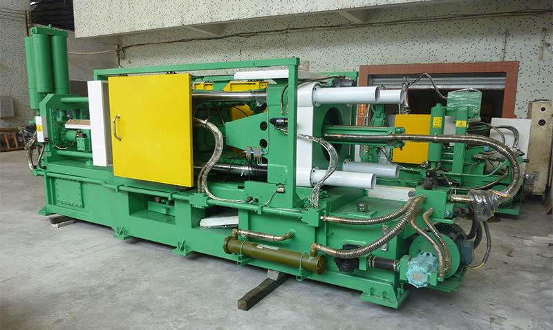 Máy công cụ  Die casting machine 200T aluminum alloy die-casting machine 200T die casting machine 2