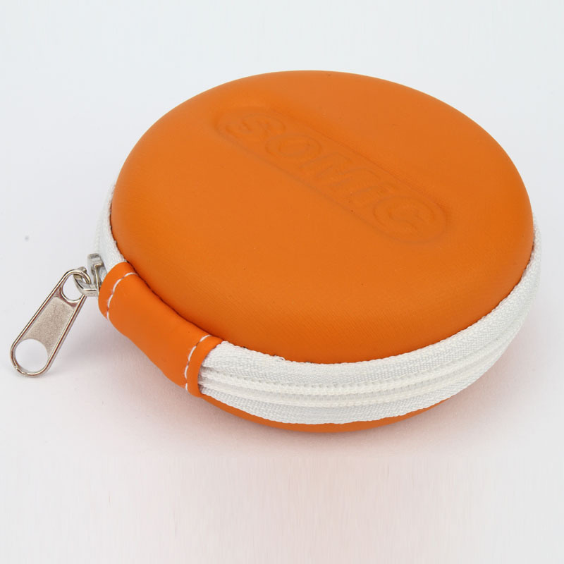 Dây USB  Can be customized LOGO size color fabric EVA small headset U disk data line small object s