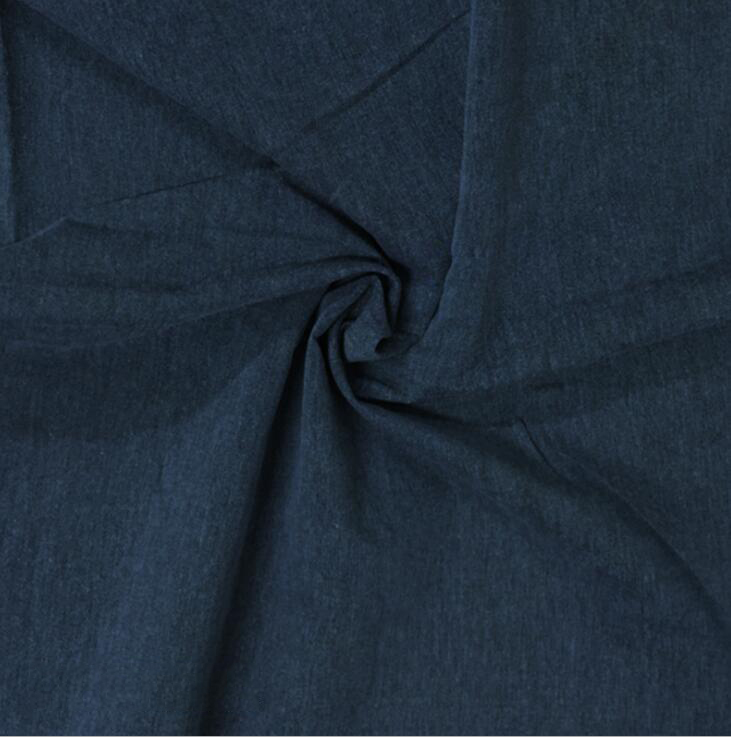 Vải cotton pha polyester  Oxford polyester cotton yarn-dyed fabrics plain cotton blended fabric clo