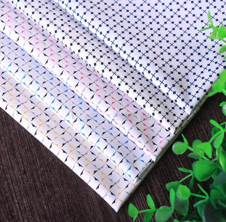 Vải pha sợi   New high-grade printing shirting woven bamboo fiber blended fabrics hot spring and su