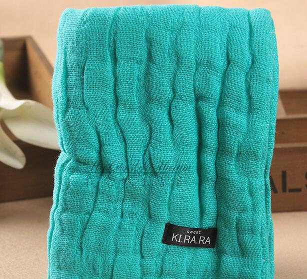 Vải khăn lông  Japan imported ki.ra.ra cotton gauze towel cotton towel into adult children may exerc