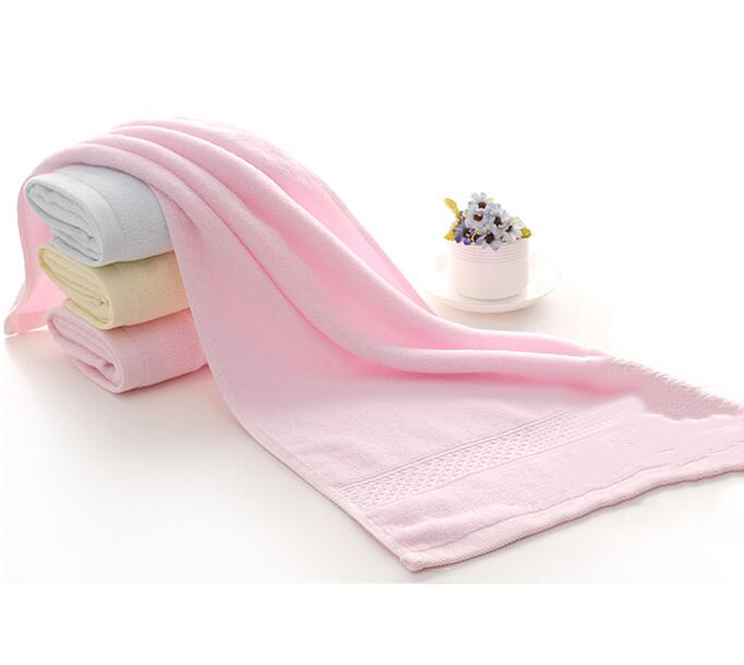Vải khăn lông  in Yang cotton towel embroidery super adult household wash washcloth thickened hair r