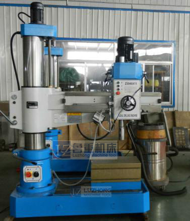 double column radial drilling machine ZQ3040 stability of high precision 20 years of produc
