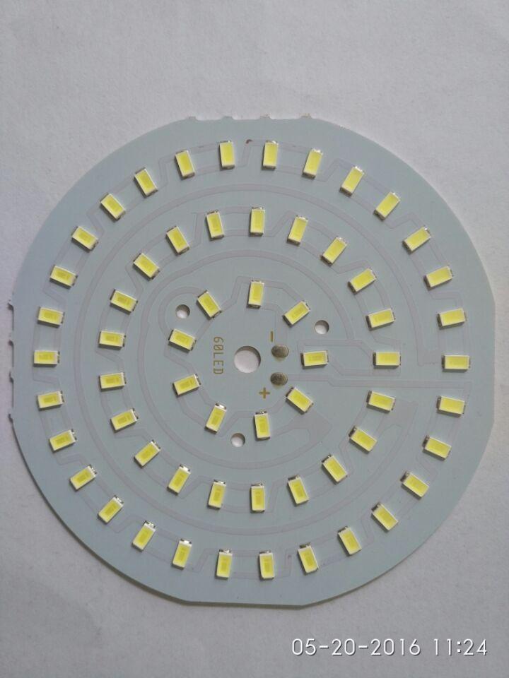 Bảng mạch PCB  đèn LED  tấm nhôm 36W