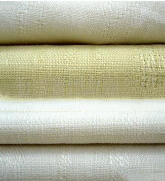 Vải Linen  Supply 2008 Pure linen cloth dyeing linen fabrics spring and summer apparel fabrics