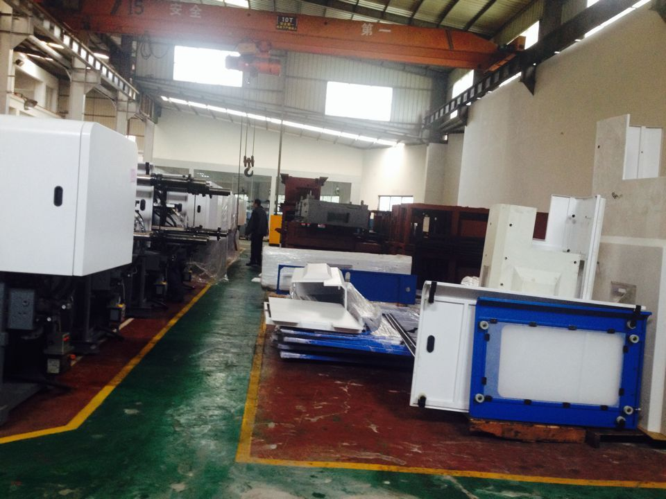 500T injection molding machine manufacturers supply Haitian plastic machinery and plastic molding ma