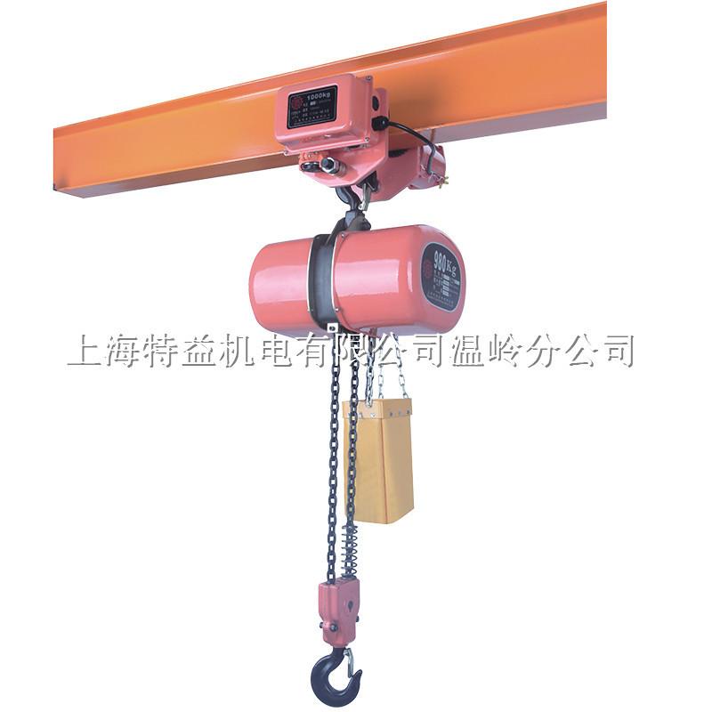 electric hoist 1 tons of electric hoist D0.98kg electric hoist running electric hoist