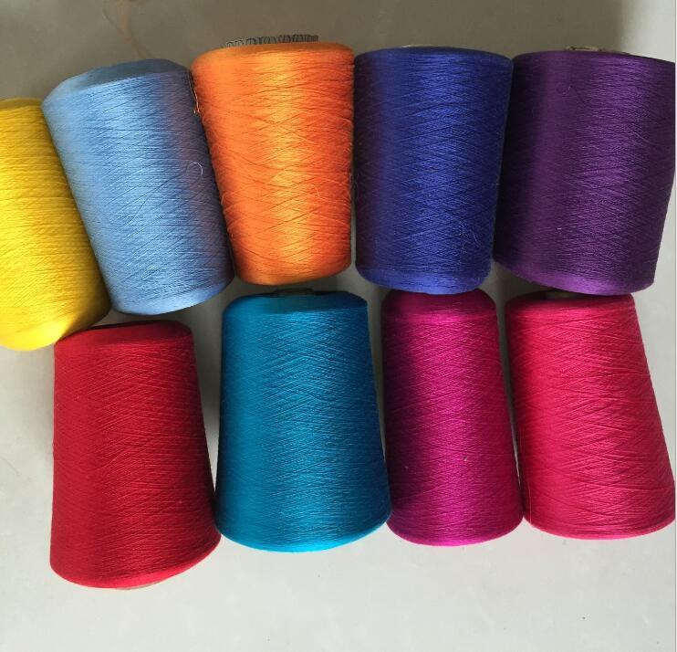 Sợi tơ lụa   Hot Products Yarn 60NM / 2 spun silk yarn silk yarn 100% pure silk yarn