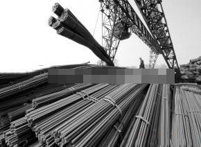 Sợi pha , sợi tổng hợp   Supply rebar for export GB American standard rebar