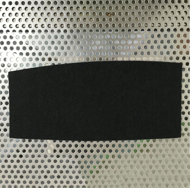 thảm lông   The car felt car mat automobile storage box drawer pad
