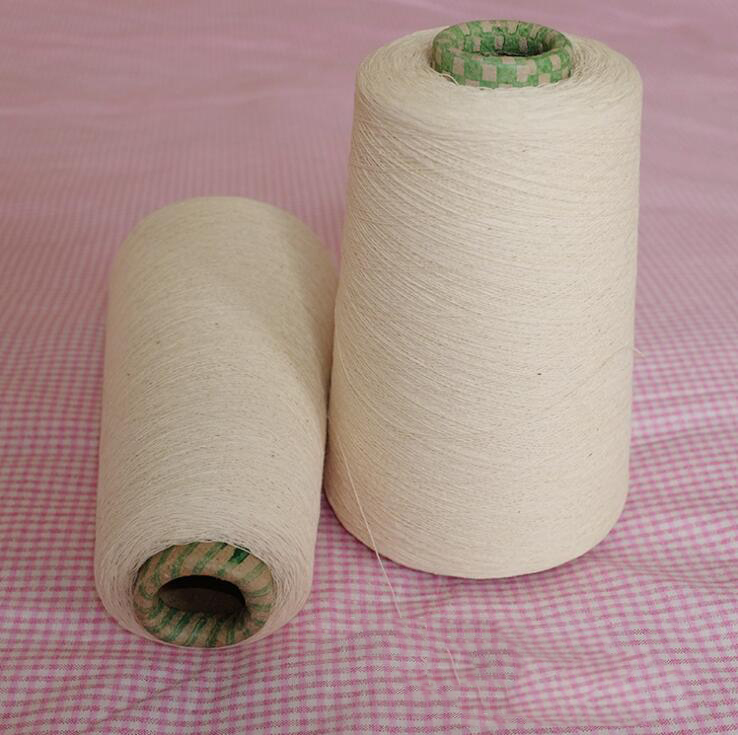 Sợi bông   Air spinning cotton yarn 21 2 ply cotton yarn OE21s2 shares C21 two-ply cotton