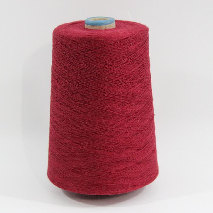 Sợi gai  2 / 30S ramie viscose blended yarn plain-demand