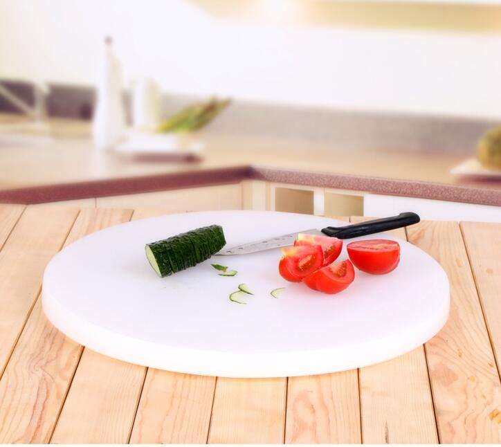 Ván nhựa (cuộn)  PE thick plastic cutting board cutting board antibacterial square of board sticky b