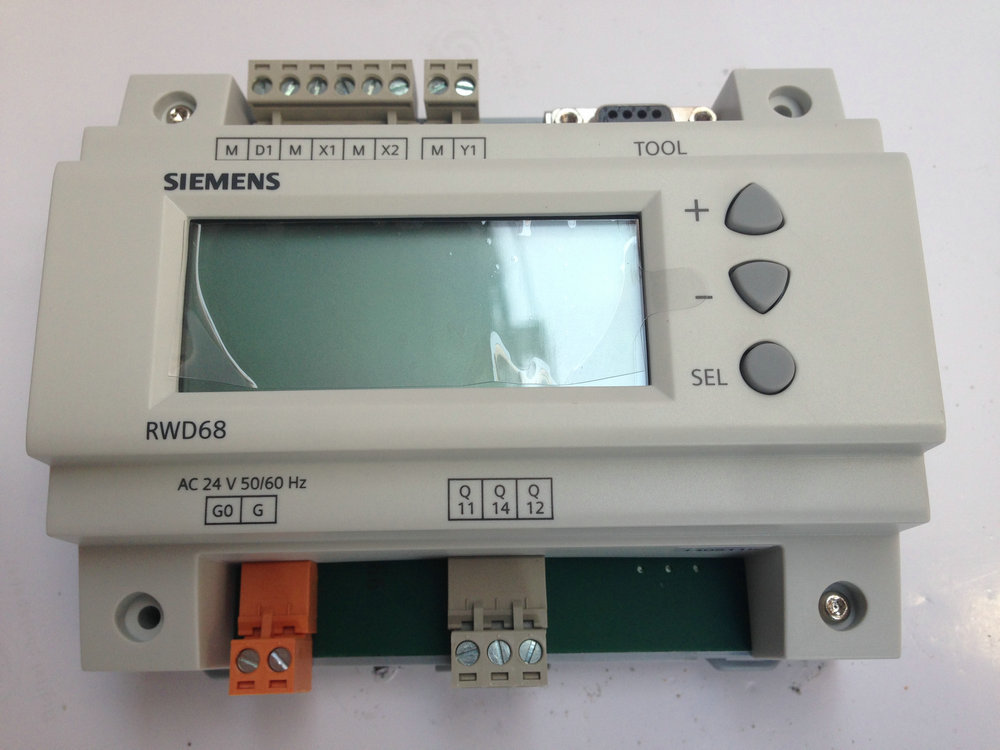 Production and sales RWD68 universal controller waterproof controller touch controller SIEMENS contr