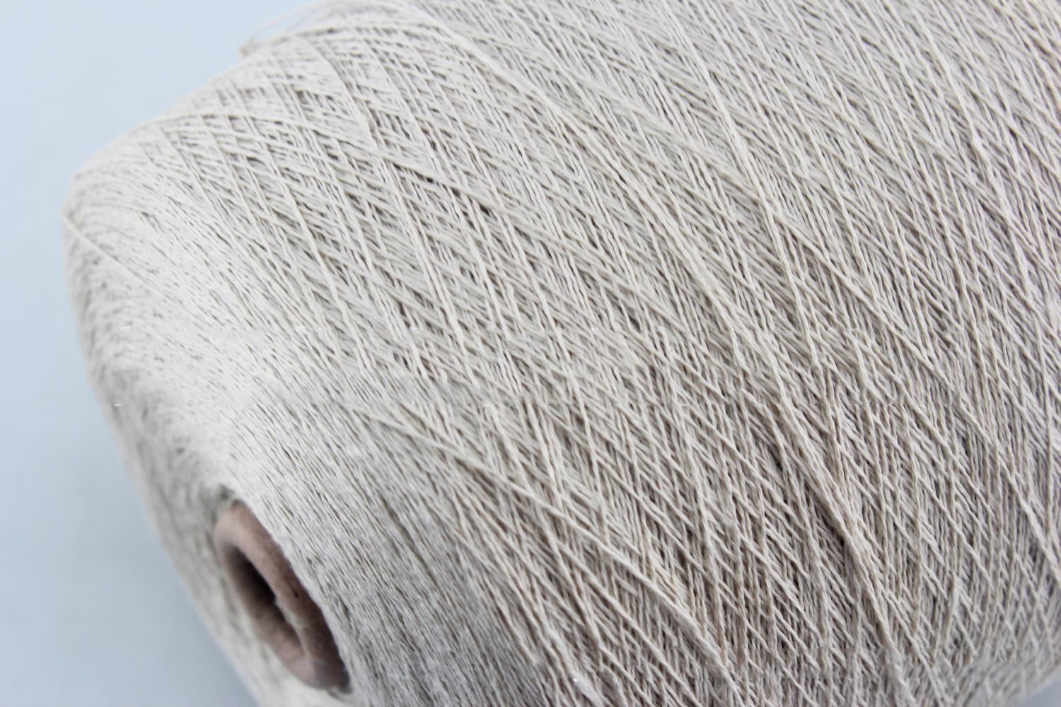 Sợi gai Professional Linen cotton textile and leather manufacturing yarn dyed blond specified wire r
