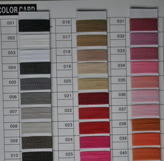 Sợi gai   Silver Ma Shuang professional production of yarn dyed yarn Special wholesale supply
