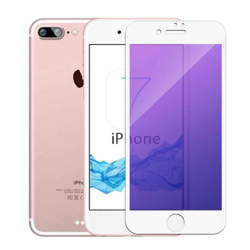 Cửa hàng phụ kiện chất lượng cao   Apply iPhone7 full screen tempered glass film 3D surface carbon