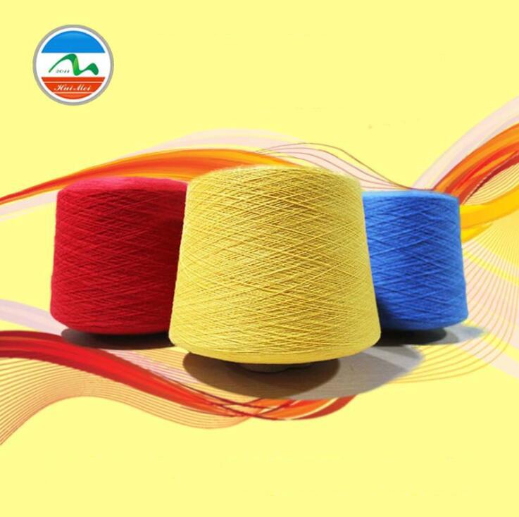 Sợi gai   Flax yarn spinning hemp 12% flax 18% polyester 70% viscose 41 for 14-pin wholesale