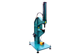 Bolt nut pressing machine screw nut riveting equipment without nail riveting press pressure riveting