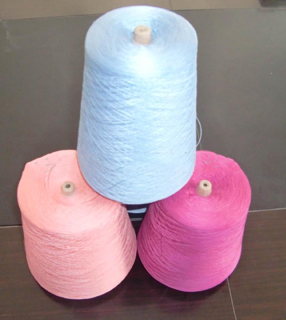 Sợi tơ lụa   Supply quality silk yarn