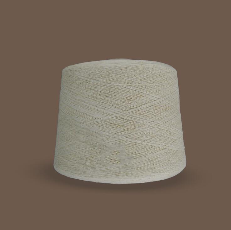 Sợi gai   Factory direct linen viscose yarn 10s linen Nien L55 / R45 cash offer set spinning