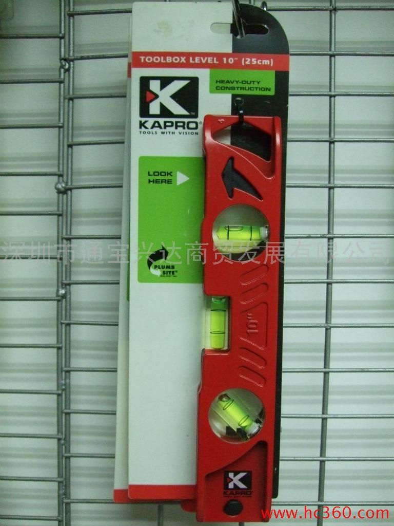 Thị trường dụng cụ  Israel Kapro 923 KAPRO import supply Jiabao hardware tools