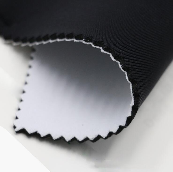 Vật liệu tổng hợp Factory direct SBR neoprene diving composite fabrics composite functional fabrics