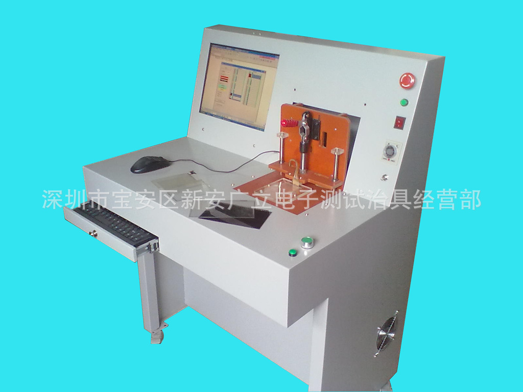 Circuit board automatic test equipment, circuit board automatic test instrument