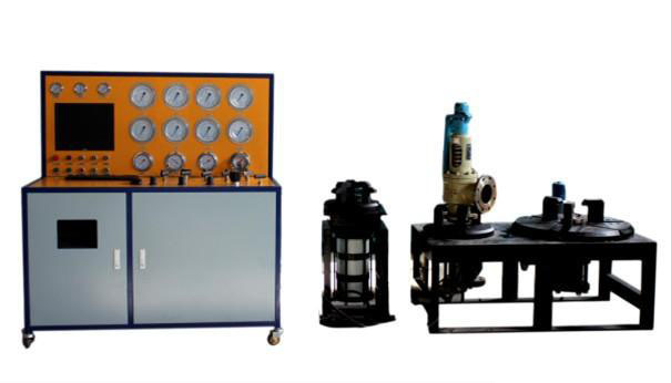 Safety valve check table safety valve pressure performance test equipment safety valve test pressure