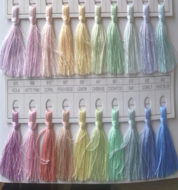 Sợi tơ lụa   Supply of raw white 100% silk yarn 60NM / 2 60nm / 2 60 2/6 2 shares Zhi