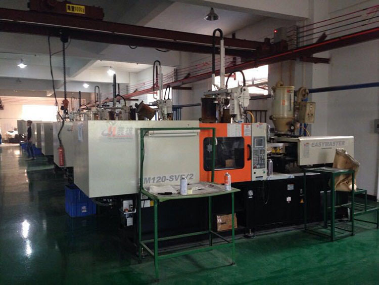 Manufacturers direct 20T-800T used injection molding machine horizontal bent elbow injection molding