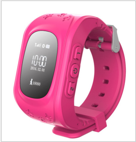 Đồng hồ thông minh   English version of the Q50 children's positioning watch smart watches mobile