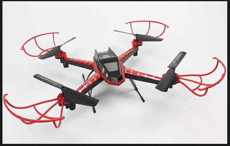 Cung cấp máy bay không người lái trên không lớn bền 4 trục