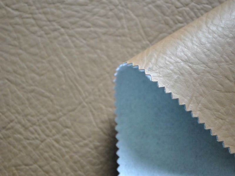 Production of long-term supply of PVC artificial leather professional for sofa