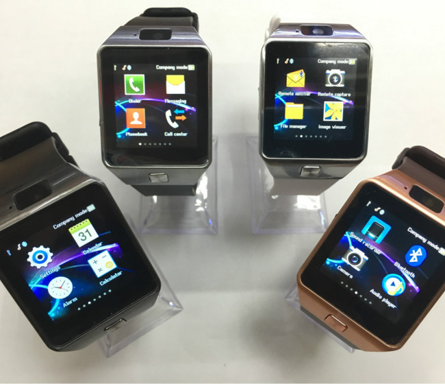 Đồng hồ thông minh   The 2016 explosion models DZ09 smart watch watch watch watch mobile phone QQ c