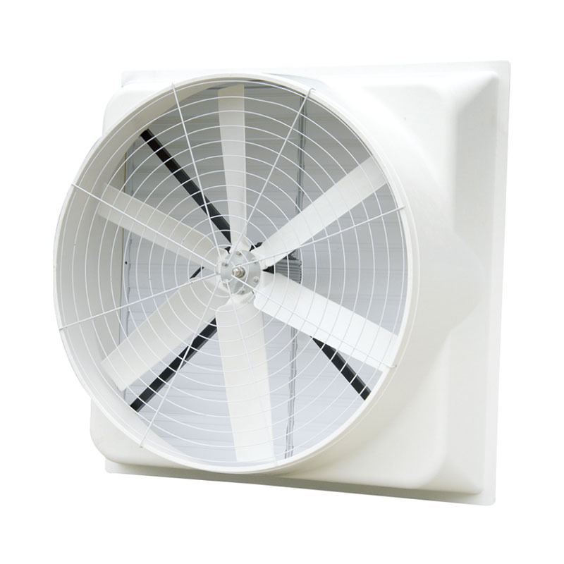 Quạt thông gió   Exhaust fan factory wholesale vacuum blower suction fan square circular vacuum blo