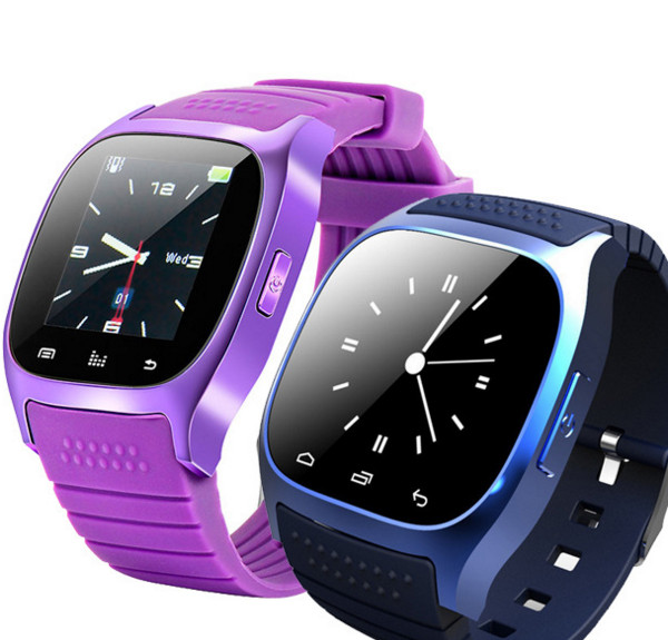 Đồng hồ thông minh   M26 Bluetooth watch smart watches explosion models WISH speed to sell a large