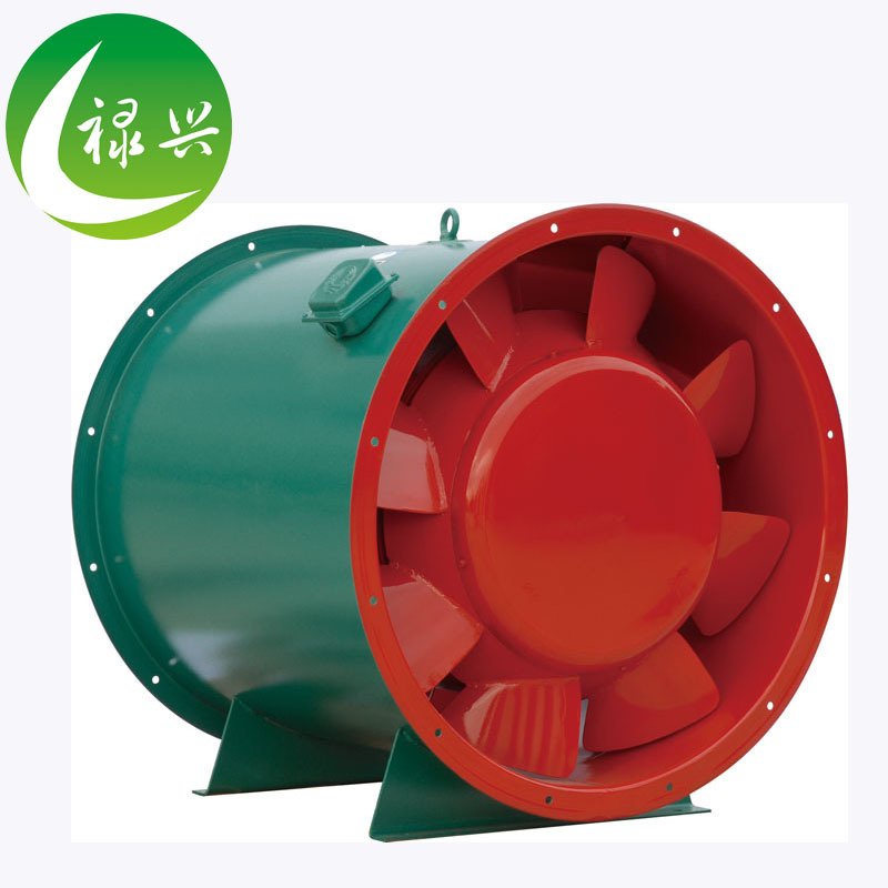Mixed flow fan SWF mixed flow fan HTF fire high temperature exhaust fan oblique flow fan manufacture