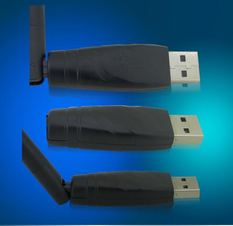 Card mạng  Mini portable USB wireless card receiver WIFI portable WIFI