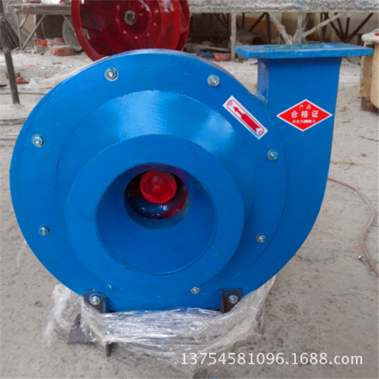Manufacturer direct supply high pressure FRP centrifugal fan high pressure centrifugal fan 9-19 high