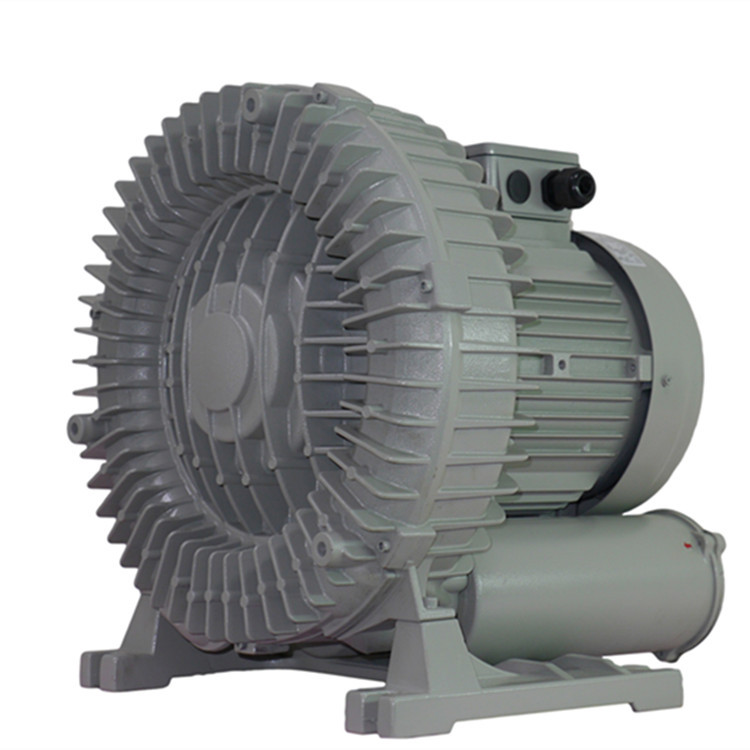 Quạt thông gió   The special printing machine Taiwan high pressure blower fan annular swirl pump hi