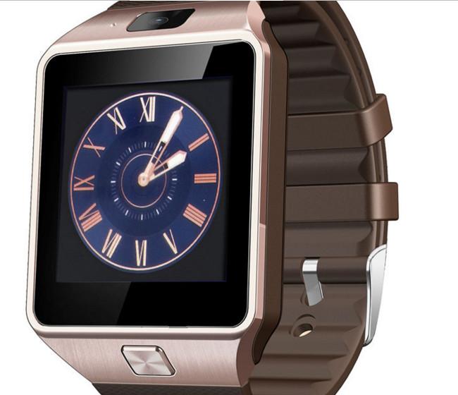 Đồng hồ thông minh   DZ09 smart watch Bluetooth electronic watch card camera Android watch sport pe