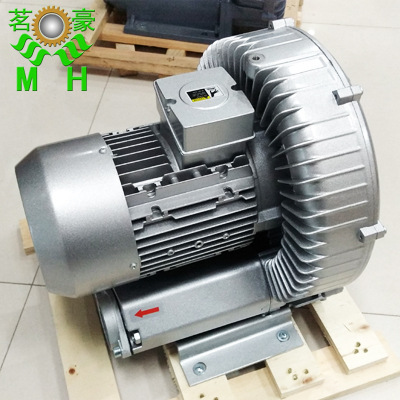 Quạt thông gió   MH810-AH17 vortex blower 5.5KW industrial high pressure ring blower pump negative