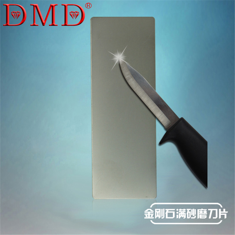 DMD diamond grinding tool grinding wheel with sand square piece of jade stone polishing 1000 mesh