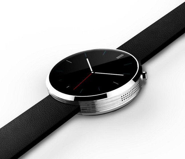 Đồng hồ thông minh   DM360 circular screen Bluetooth smart watch is fully compatible with a heart r