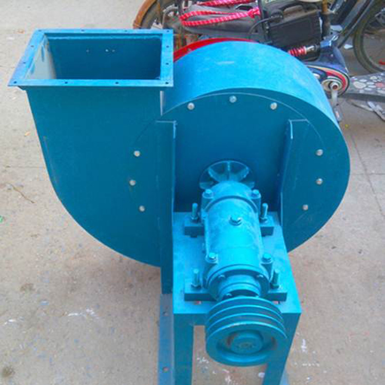 4-72-6C type centrifugal fan dust removal fan glass fiber reinforced plastic fan