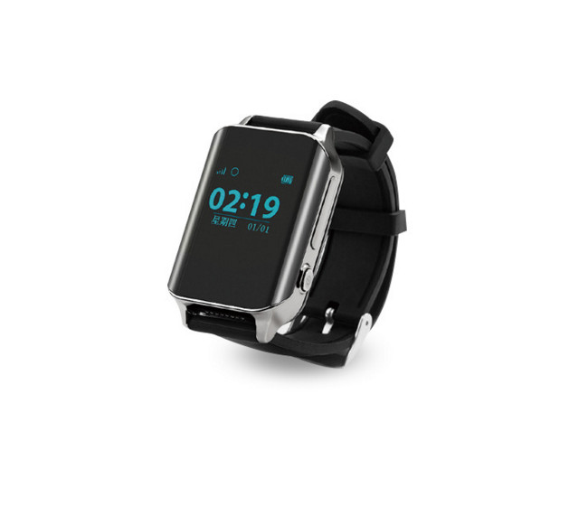 Đồng hồ thông minh   Oh oh, the elderly positioning watch smart phone anti lost bracelet tracking t