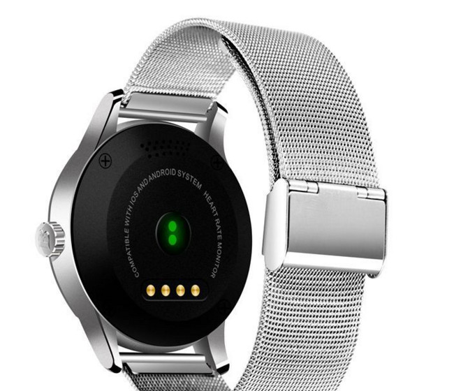 Đồng hồ thông minh   K88H smart watch factory direct heart rate monitoring Ultra Slim disc sleep mo