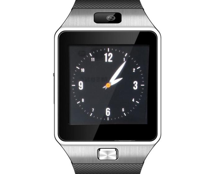 Đồng hồ thông minh   Direct manufacturers of smart watches DZ09 Bluetooth smart watch phone card po